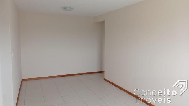 Apartamento à venda com 3 dormitórios em Oficinas, Ponta grossa cod:392974.001 - Foto 7