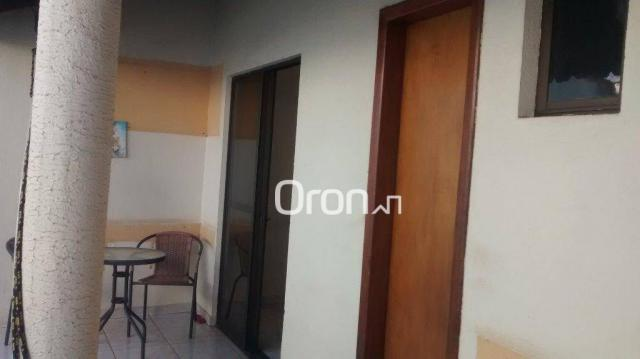 Sobrado com 4 dormitórios à venda, 135 m² por R$ 470.000,00 - Setor Jaó - Goiânia/GO - Foto 3