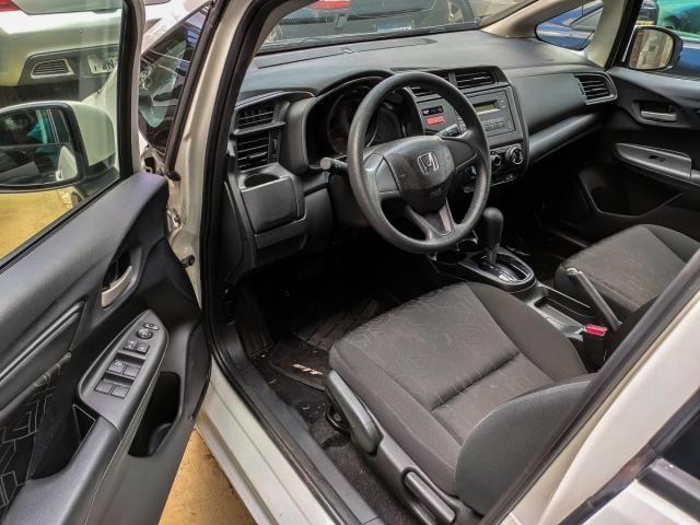 Honda Fit LX 1.5 16V CVT Flex 116CV 4x2 4P - Foto 9