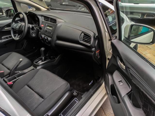 Honda Fit LX 1.5 16V CVT Flex 116CV 4x2 4P - Foto 14