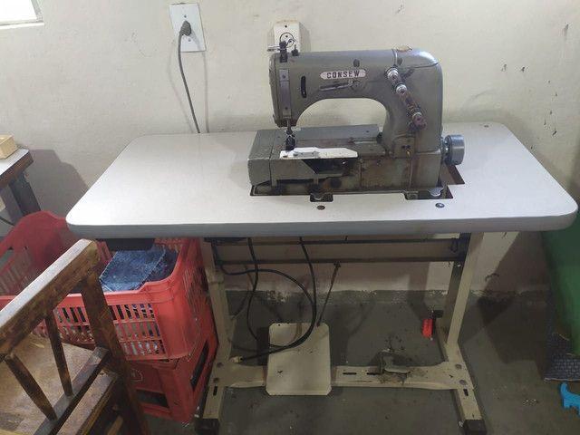 Máquina de Costura Galoneira  - Foto 2