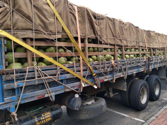 Vendo Carga de Coco Verde fechada ou em Repartições.  - Foto 4
