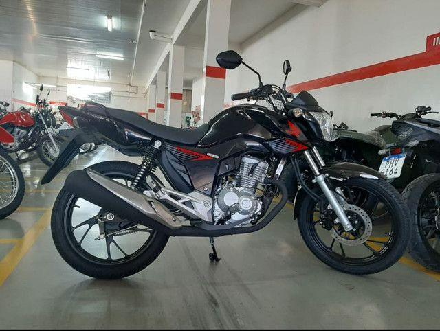 Promoção de Financiamento Honda Entrada: 1.000 Moto Fan 160 - Foto 3