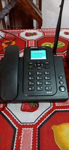 Telefoni rural com waifai - Foto 3