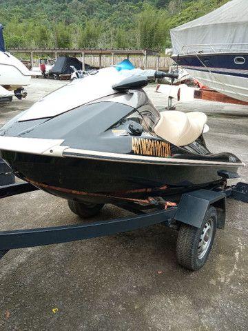 Jet ski Yamaha VX 110 apenas 98horas em água doce