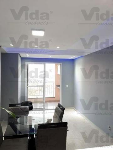 Apartamento à venda com 2 dormitórios em Santa maria, Osasco cod:36120 - Foto 3