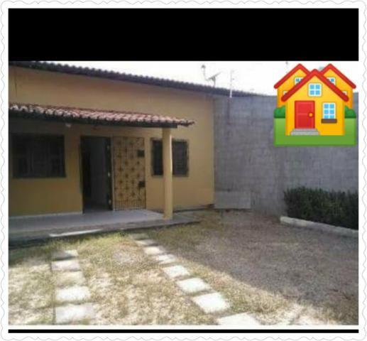 Casa plana próximo do frotinha de Messejana 7x37 - Foto 2