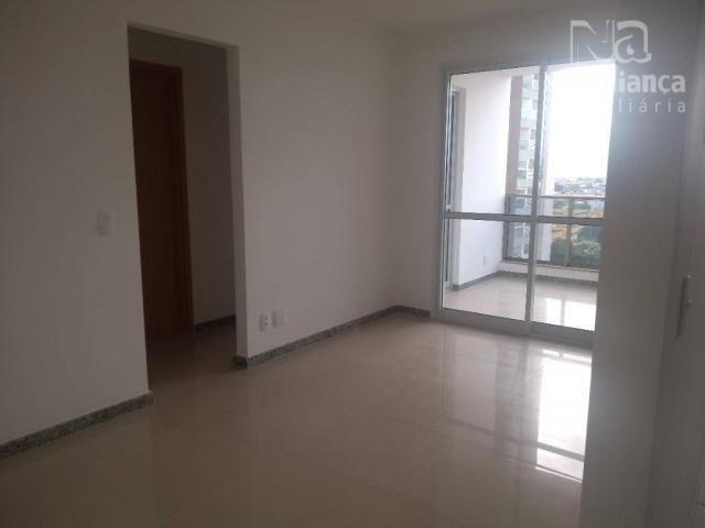 Apartamento com 3 quartos para alugar, 82 m² por R$ 1.550/mês - Praia de Itaparica - Vila