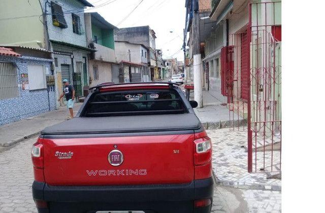 Vendo Fiat Strada Working 13/14 Completa - Foto 5