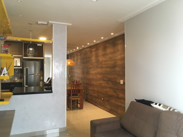 Apartamento lindo, 3 quartos com 1 suíte - Foto 8