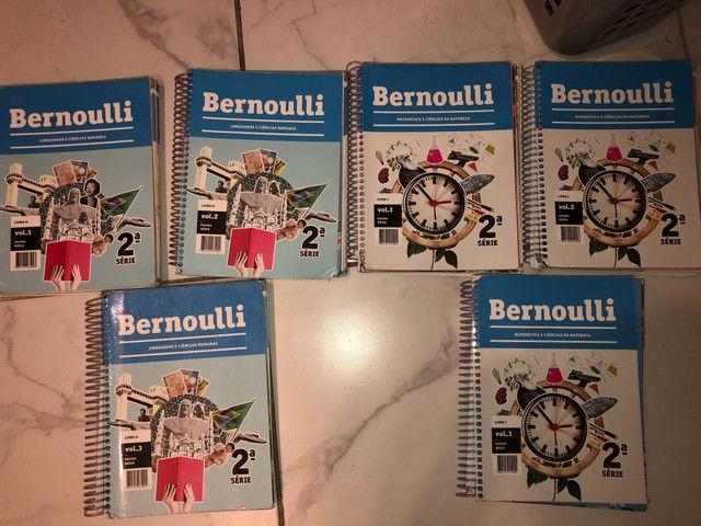Livros usados Bernoulli (promoção) - Foto 3