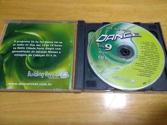 CD só se for dance vol 9 original