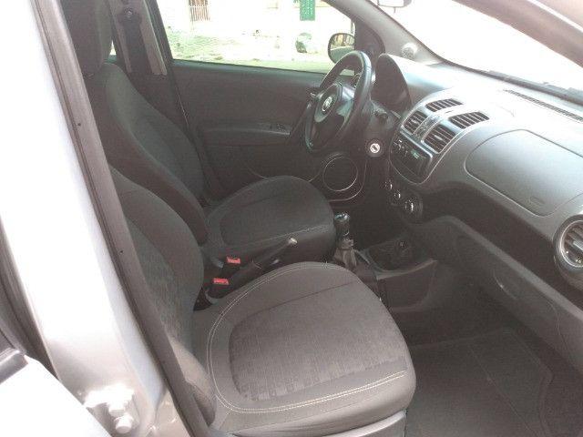 Fiat Palio 1.0 Attractive 8V Flex 4Ptas - Foto 11