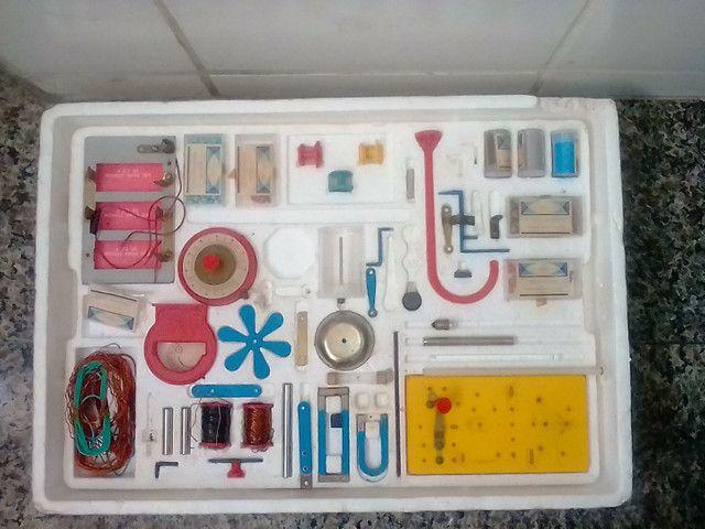 Mini Laboratório de ciências completo - Foto 2