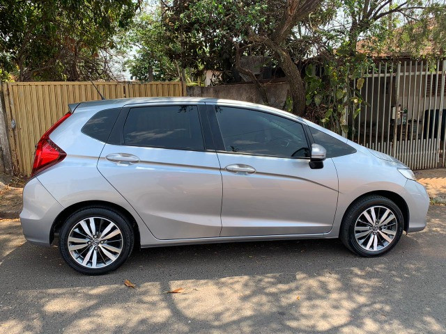 Honda FIT 1.5 EXL 2018