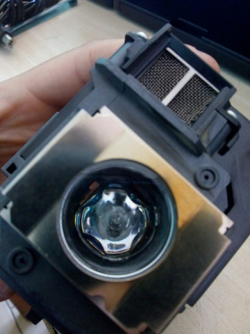 Lampada do Retroprojetor Epson s8+ - Foto 5