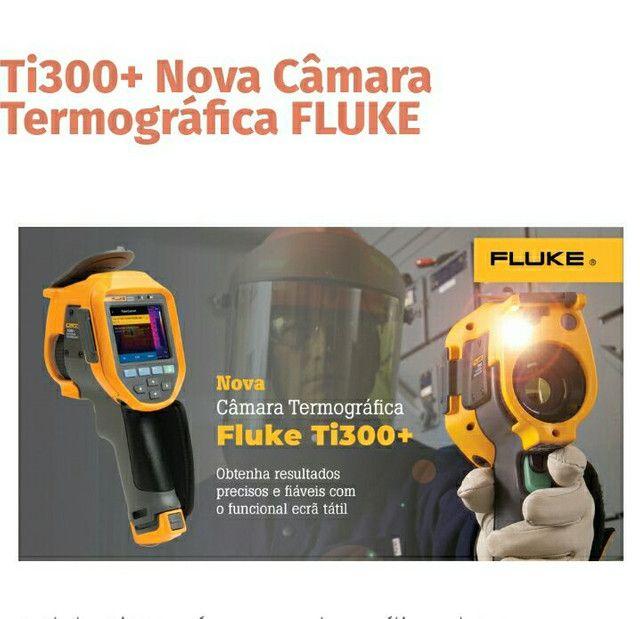 Câmara Temográfica Ti300 FLUKE