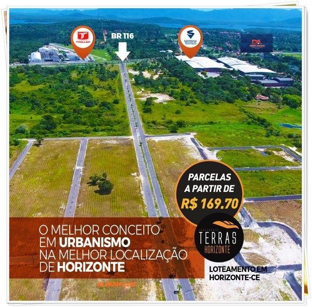 Loteamento Terras Horizonte !%! - Foto 5