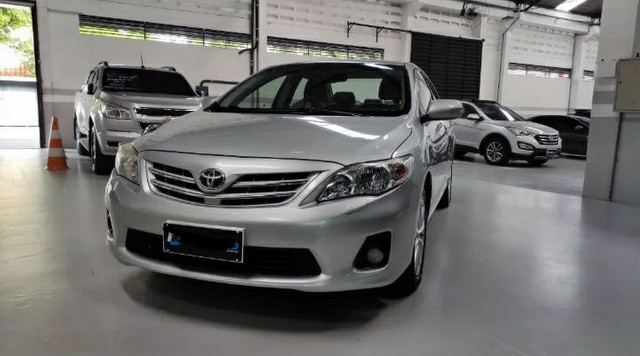 Toyota Corolla 2.0 16v altis Flex Ault. 4p - Foto 2