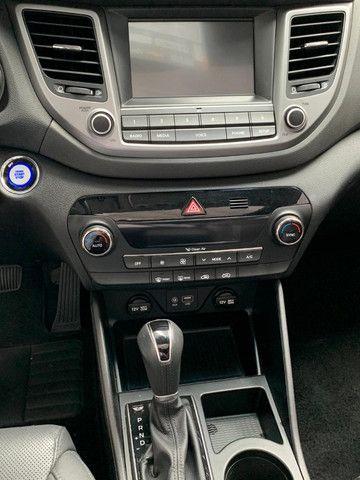 Hyundai Tucson 1.6 GLS Turbo 2018 - Foto 10