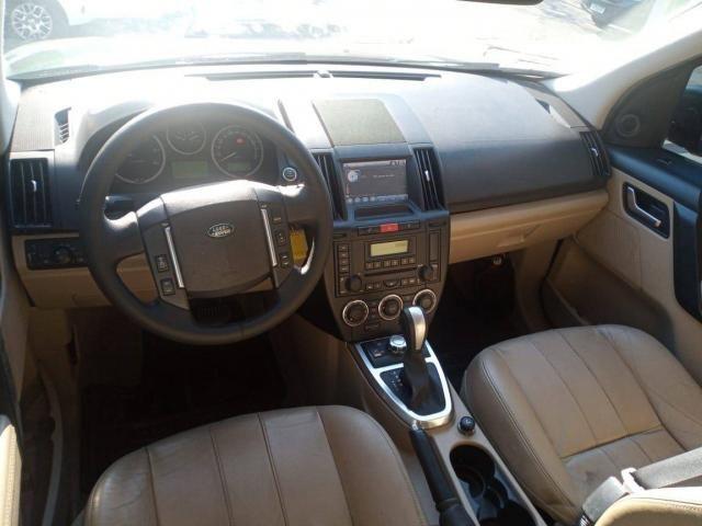 FREELANDER 2 2012/2012 2.2 S SD4 16V TURBO DIESEL 4P AUTOMÁTICO - Foto 6