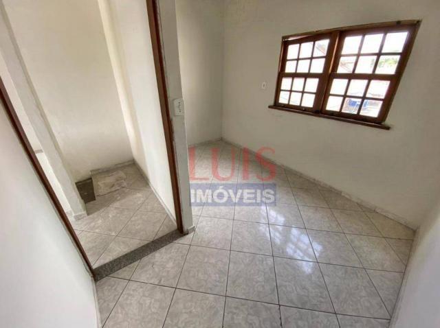 Kitnet com 1 dormitório para alugar, 28m² por R$850/mês - Piratininga - Niterói/RJ - KN001 - Foto 2