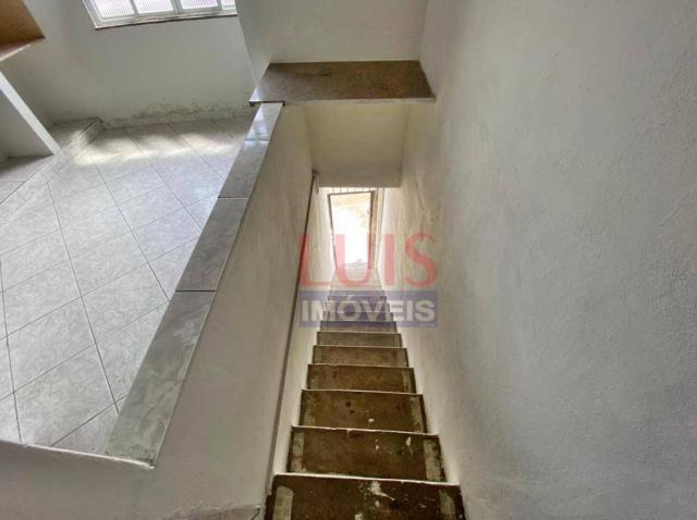 Kitnet com 1 dormitório para alugar, 28m² por R$850/mês - Piratininga - Niterói/RJ - KN001 - Foto 4