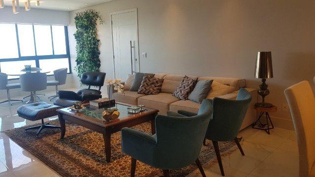 Dj- Apartamento andar alto com moveis fixos e planejados de luxo no Ed Jardim da Aurora - Foto 8