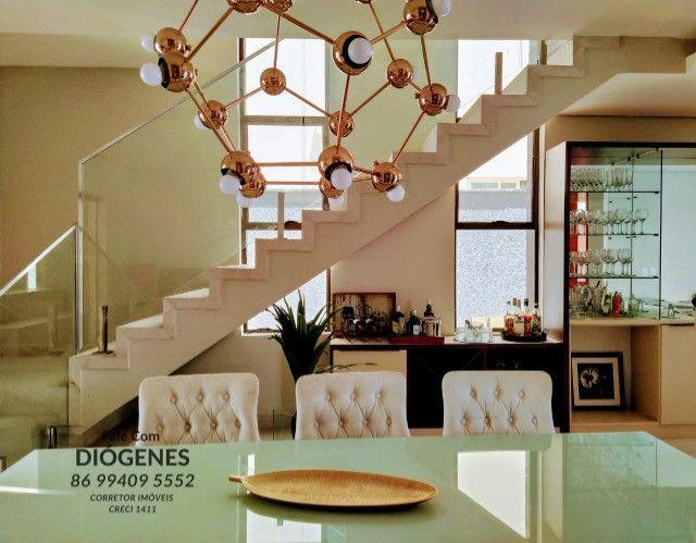 Casa no Terras Alphaville com 251 m2 em Teresina - Foto 3