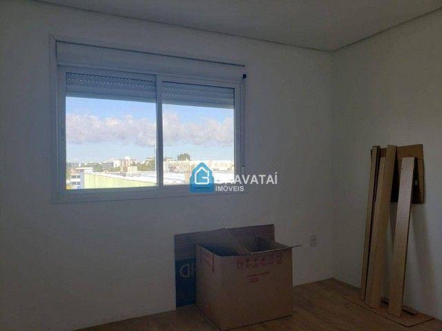 Apartamento com 2 dormitórios para alugar, 85 m² por R$ 2.200/ano - Centro - Gravataí/RS - Foto 9