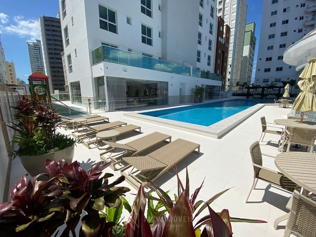 Apartamento novo 3 suítes 2 vagas em Balneário Camboriú - Foto 18