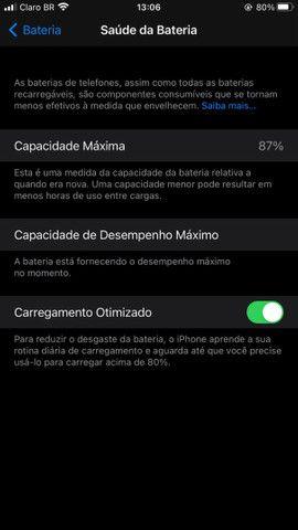 Vendo IPhone 8 Plus Prata - Foto 5