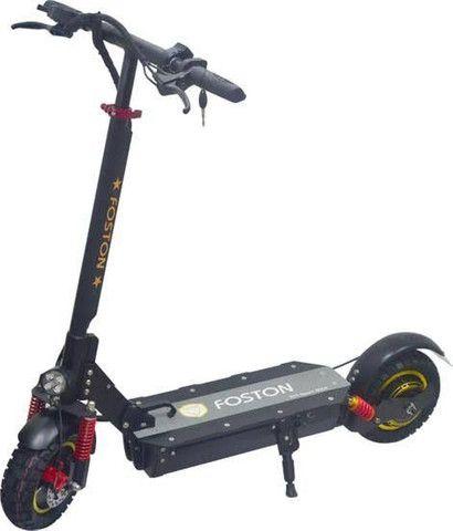 Patinete Scooter Foston S10 Sport com Bateria do Ultra Semi-Novo - Foto 2