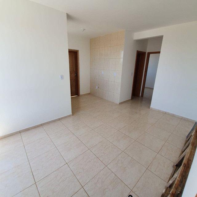 Apartamento novo 2º andar 2 quartos perto da praia em Barra Velha - Foto 4