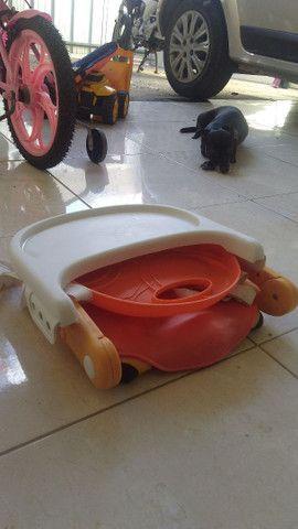 Cadeira Alimentação Chicco - Foto 2