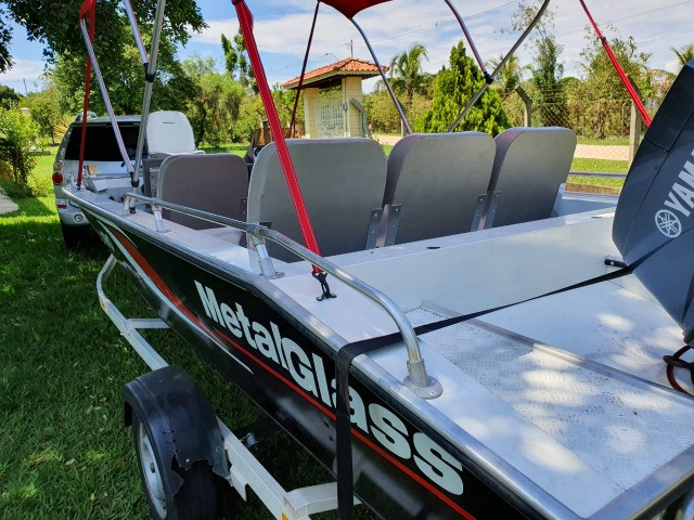 Lancha MG 190 Fishing 90hp Yamaha 2010 - Foto 15