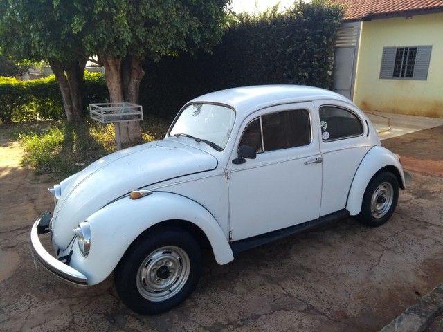 VW Fusca 1500 74