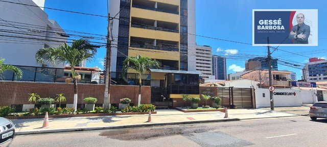 Apartamento em Manaíra João Pessoa a 100 metros do mar. - Foto 2
