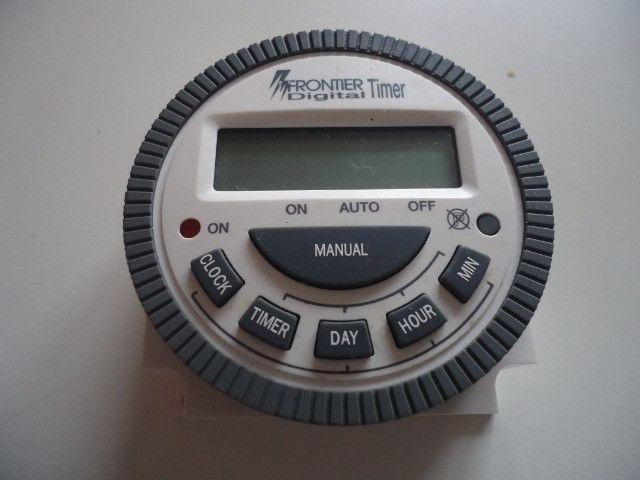 Temporizador Digital Timer Frontier Tm619h2 4pin - Foto 2