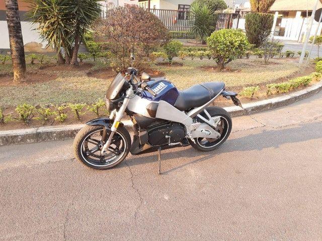 Buell xb9sx 2006 1000 cc somente dinheiro - Foto 10