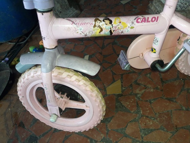 Bike Infantil Princesas