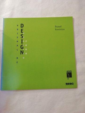 Catálogo da V Bienal de Design Gráfico da ADG - Foto 2