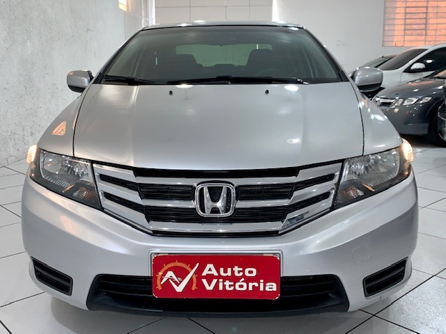 Honda - City Dx 1.5 - Completo - 2013/2013