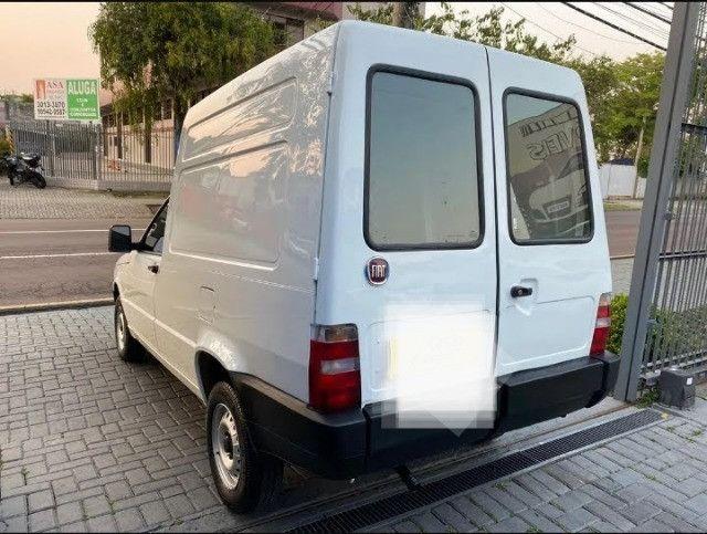 Fiat fiorino 1.3 8v fireflex completo unico dono financiamento facil wluz - Foto 2