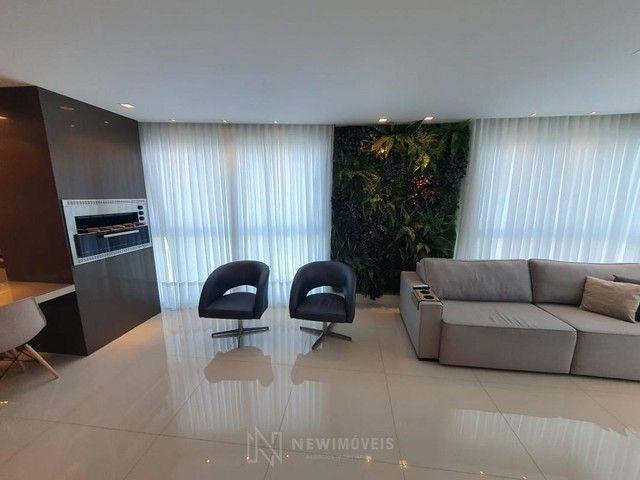 Apartamento novo 3 suítes 2 vagas em Balneário Camboriú - Foto 2