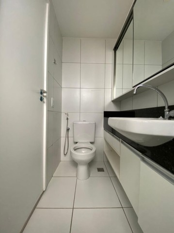 Parc Victoria 76,50m - 3 quartos - 100% nascente com armários  oportunidade - Foto 16