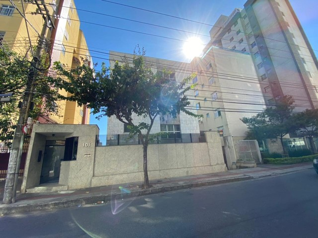 Apartamento para alugar com 3 dormitórios em Santa efigênia, Belo horizonte cod:ADR5281