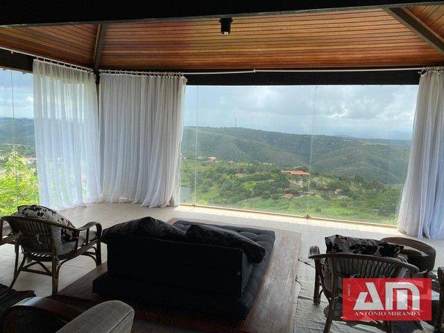 Casa com 5 dormitórios à venda, 390 m² por R$ 1.300.000,00 - Alpes Suiços - Gravatá/PE - Foto 20