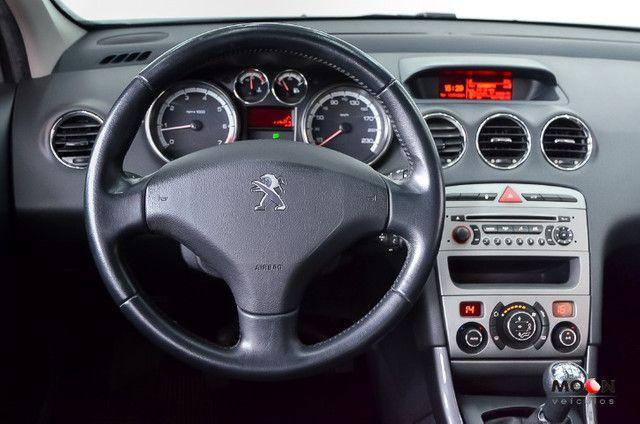 Peugeot 308 Allure 1.6 Mec. em ótimo estado revisado!! - Foto 15