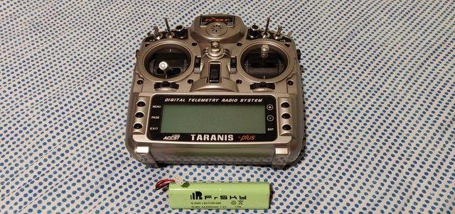 Rádio Frsky X9D Plus em estado de novo - Foto 2